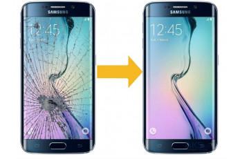 Заміна екрану (дисплея) Samsung