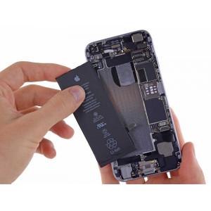 Замена батареи iPhone - Срочная замена аккумулятора Айфон