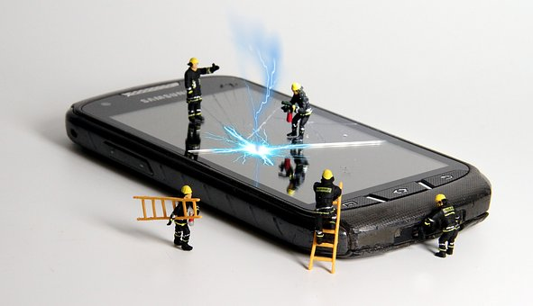 Ремонт или замена сенсора в телефоне