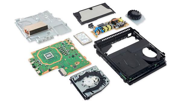 Ремонт Sony PlayStation 4