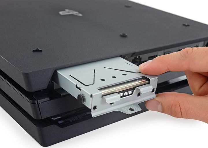 Сервисный центр Sony PlayStation 4 Pro
