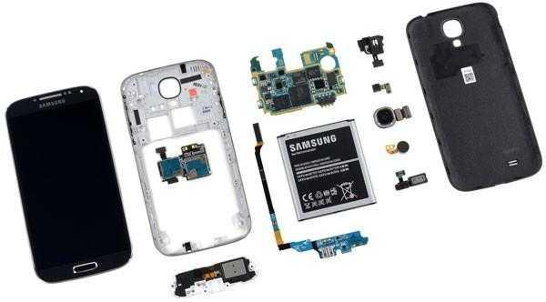 Замена батареи Samsung (Cамсунг)