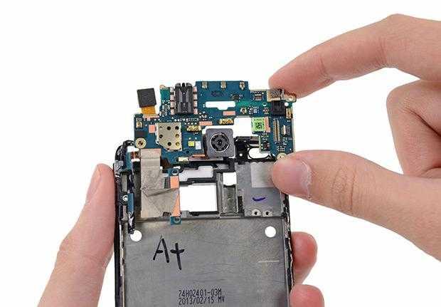 Ремонт и замена WiFi модуля Samsung