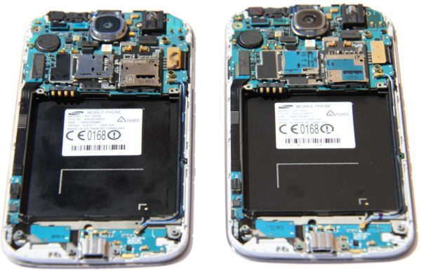 Repair and replacement Samsung motherboard