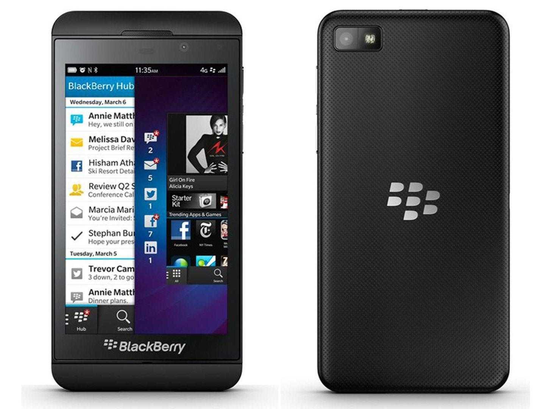 ремонт сотовых телефонов BlackBerry